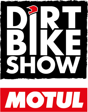 Dirt Bike Show Retina Logo