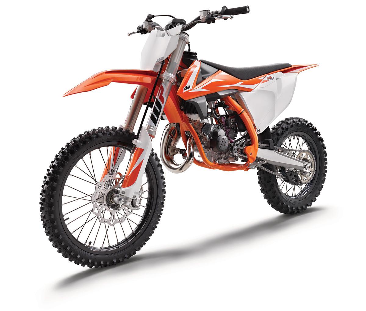 Ktm Two Stroke Dirt Bike