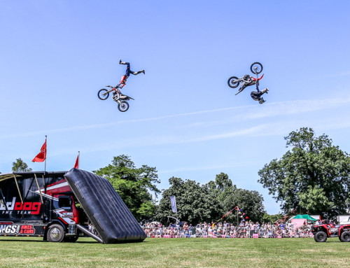 Britain's Got Talent's Bolddog FMX Display Team confirmed for The International Dirt Bike Show 2018!