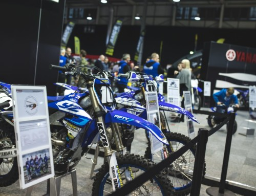 YAMAHA SIGNS TO NEW DIRT BIKE SHOW!