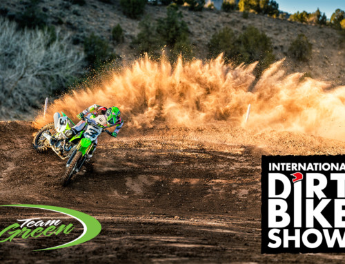 KAWASAKI MOTORS UK AND TEAM GREEN TO EXHIBIT AT 2019 INTERNATIONAL DIRT BIKE SHOW!