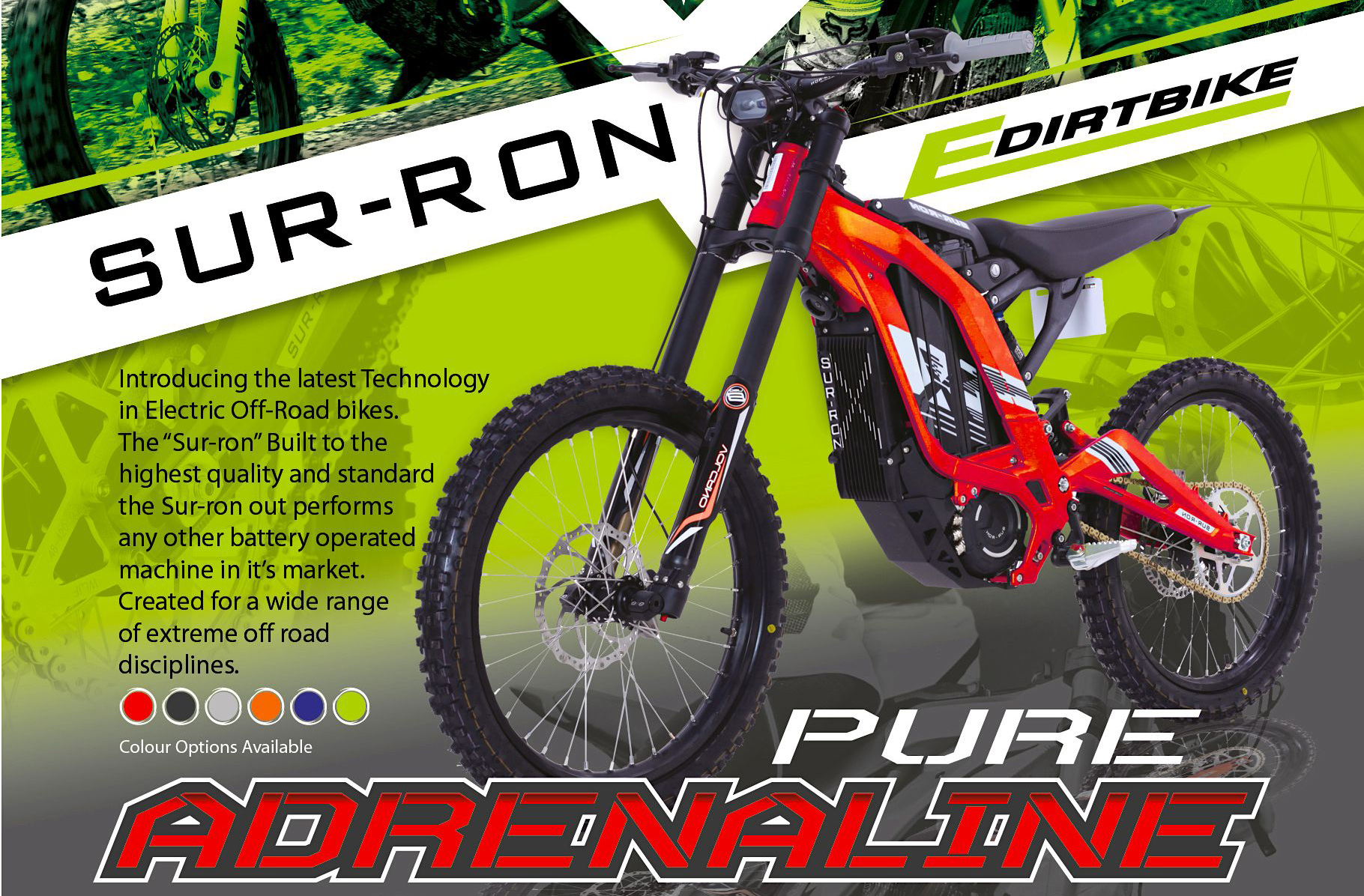 Sur-ron electric bike