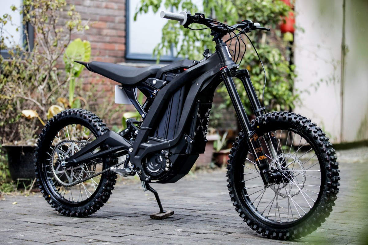 Sur-Ron Youth E Bike