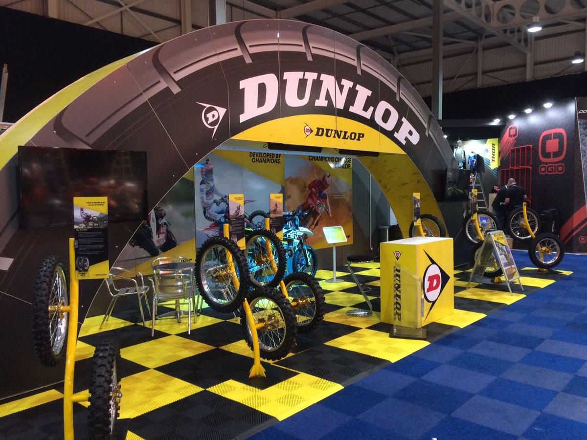 The International Dirt Bike Show in partnership with MOTUL 2016 - Day 1