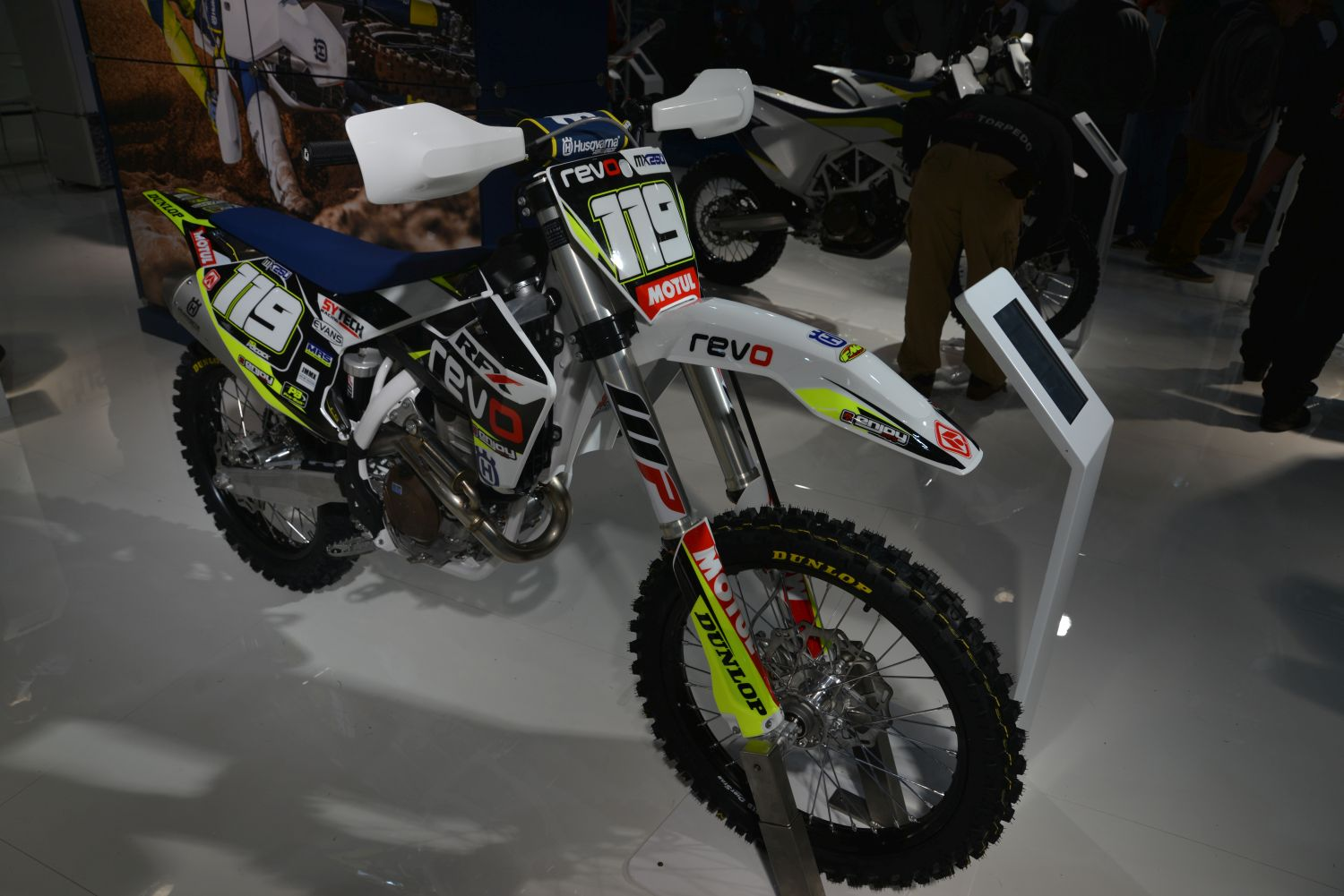 The International Dirt Bike Show in partnership with MOTUL 2016 - Day 1