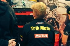International Dirt Bike Show 2016 in partnership with MOTUL | Day two
