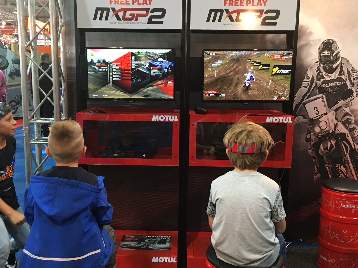 International Dirt Bike Show 2016 in partnership with MOTUL | Day three
