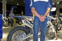 Tanel Leok signs with Husqvarna